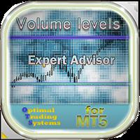 Volume Levels EA for MT5
