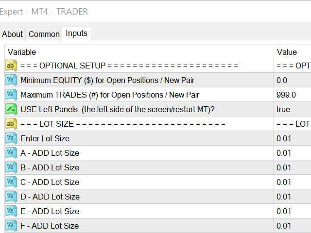 EA Trader by TraderSkill for MT4