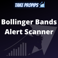 TakePropips Bollinger Bands Alert Scanner