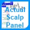 Actual Scalp Panel