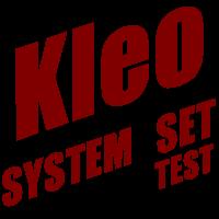 KLEO SYSTEM TEST