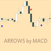 Arrows by MACD MT4