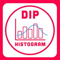 Dip histogram