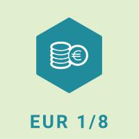 EUR 1 of 8