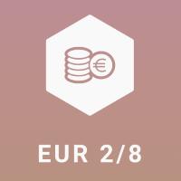 EUR 2 of 8