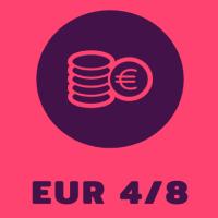 EUR 4 of 8