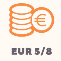 EUR 5 of 8