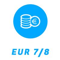 EUR 7 of 8