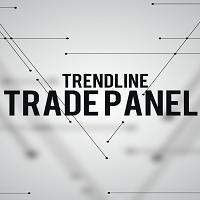 Trendline Trade Panel MT5