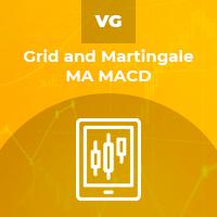 Grid and Martingale MA MACD