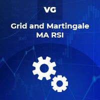 Grid and Martingale MA RSI