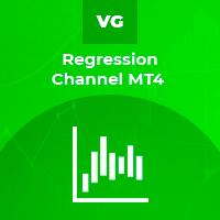Regression Channel MT4