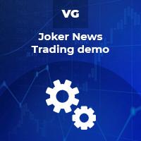 Joker News Trading demo