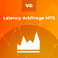 Latency Arbitrage MT5
