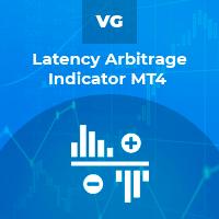 Latency Arbitrage Indicator MT4