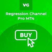 Regression Channel Pro MT4
