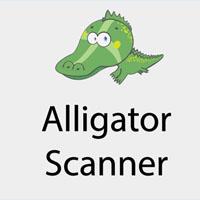 Alligator Scanner