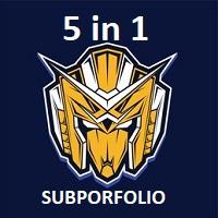 Eurusd H1 Subportfolio