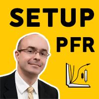 Setup PFR