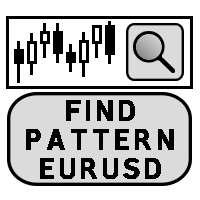 Find Pattern EURUSD