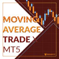 Moving Average Trade X MT5
