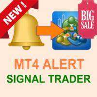 MT4 Alert Signal Trader