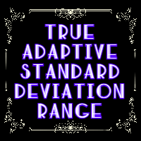True Adaptive Standard Deviation Range