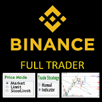 Binance Full Trader Demo Version