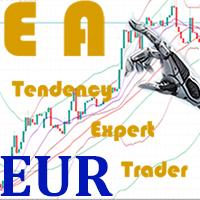 Tendency Expert Trader For EURUSD