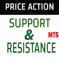 PR Support And Resistance for MT5