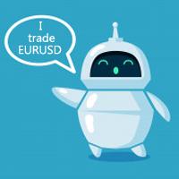 Cute Bot Trade EURUSD