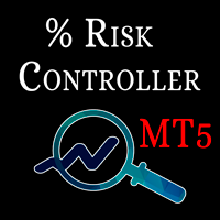 Percent Risk Controller for MT5