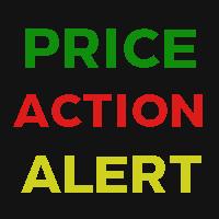 Price Action Alert