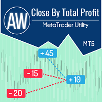 AW Close By Total Profit MT5