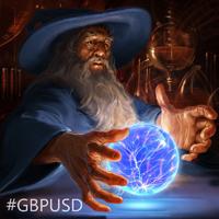 Magic on GBPUSD