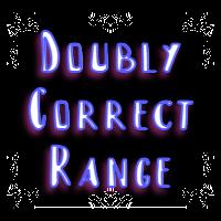 Doubly Correct Range