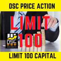 DSC Price Action EurUsd M5 Limit 100