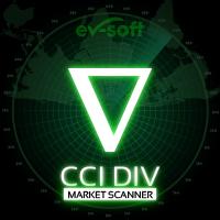 Supreme CCI Divergence Scanner