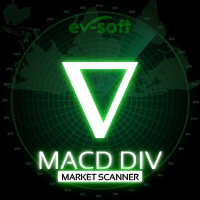 Supreme MACD Divergence Scanner