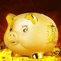 Golden Pig Scalper
