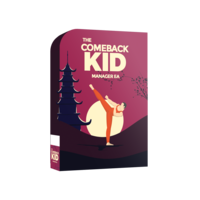 The Comeback Kid Manager EA MT4