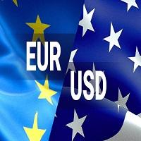 Trade in EURUSD mt4