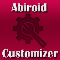 Abiroid Customizer Arrow