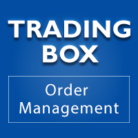 Trading box Order Management MT5