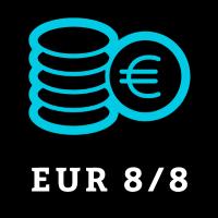 EUR 8 of 8 MT4