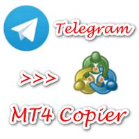Telegram To MT4 Copier