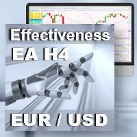 EffectivenessEA EurUsd H4
