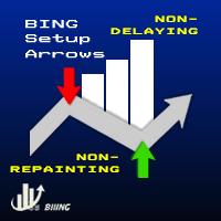 BING Trade Setups Arrow Indicator