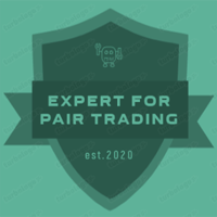 Pair trading with 2 instruments