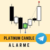 Platinum Candle for Telegram